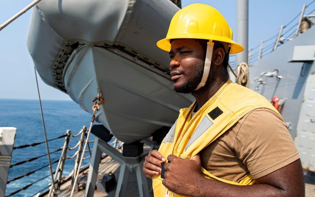 Going Further: A Sailor's International Journey to USS Sterett