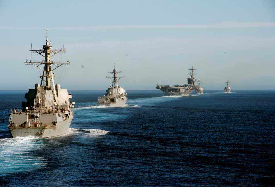 DDG-104 Leads the Way